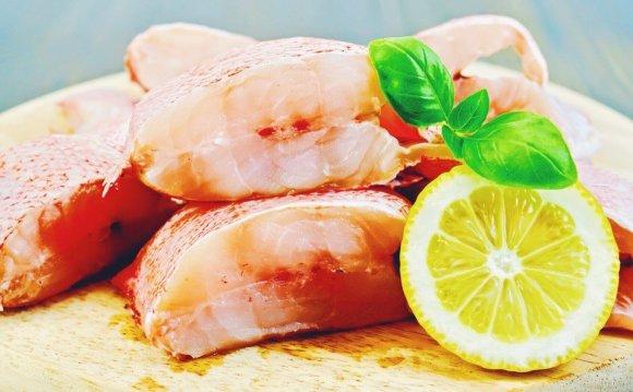 филе, или же очистить рыбу