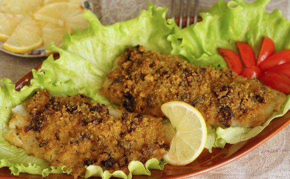 Блюда из рыбного филе — 26