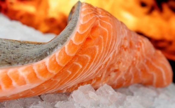 Как хранить красную рыбу