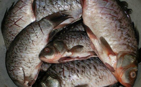 советуют сбрызнуть рыбу