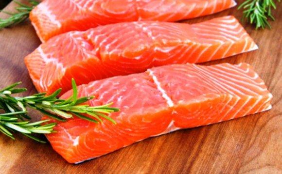 Красная рыба её польза