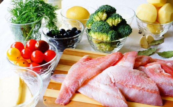 Почистить рыбу от чешуи